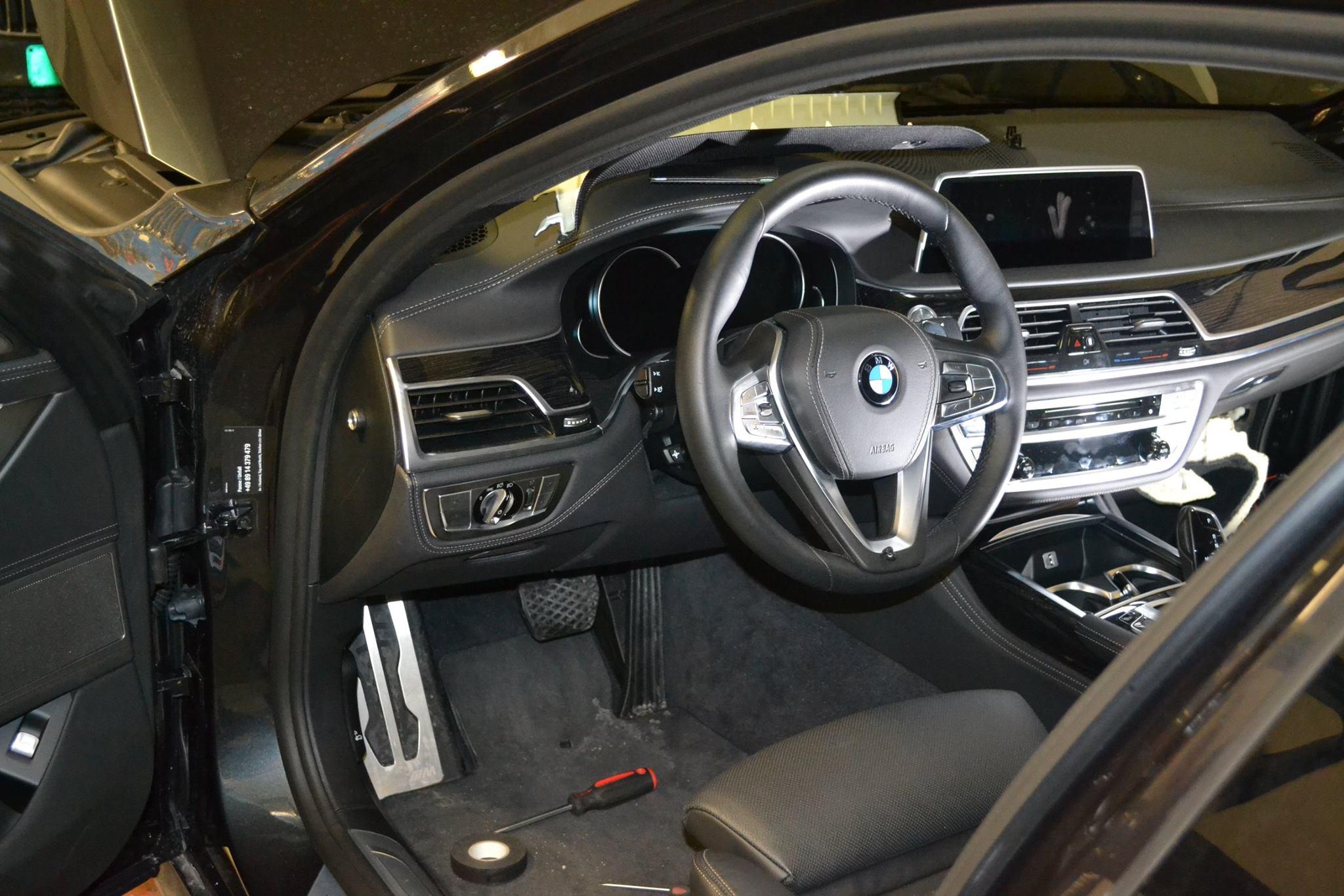 Audi S6 inbouw alarm Automat Meppel(2)