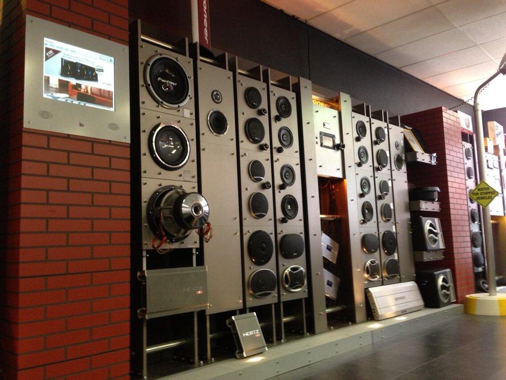 Automat Meppel showkast