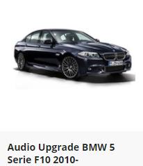 BMW 5 Serie F10 2010-