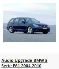 BMW 5 Serie E61 2004-2010