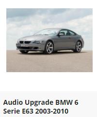 BMW 6 Serie E63 2003-2010