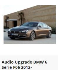 BMW 6 Serie F06 2012-