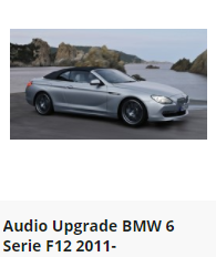 BMW 6 Serie F12 2011-