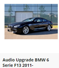 BMW 6 Serie F13 2011-