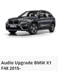 BMW X1 F48 2015-
