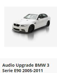 BMW 3 Serie E90 2005-2011