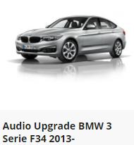 BMW 3 Serie F34 2013-