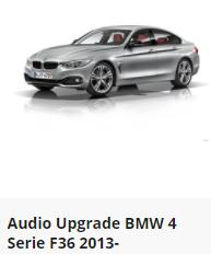 BMW 4 Serie F36 2013-