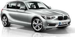 BMW 1 Serie F20 2011-