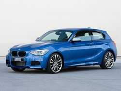 BMW 1 Serie F21 2011-